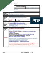 Evaluacion Formativa N°8  Historia 5° Basico