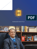 Kathmandu School of Law - Coffee Table Book