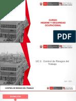 Curso - Higiene y Seguridad Ocupacional Uc-2