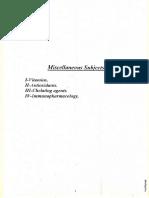 MIscelanous Substances 1