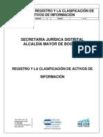 2310200-GS-001 Guía para el Registro y la Clasificación de Activos de Información_V3