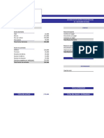 Formato ESFI, LD y LM