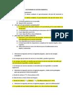 cuestionario gestion RO