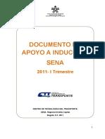 DOCUMENTO DE APOYO A INDUCCIÓN 2011 CTT