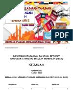 RPT SEJ ting 1 2020 - PKPP