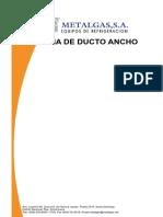 Manual Ductos