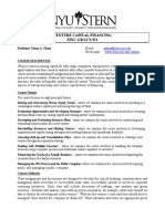 Okun_FINC.GB.3173.W1_venture capital financing