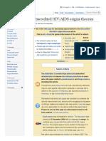 506. HIV/AIDS origins theories wiki
