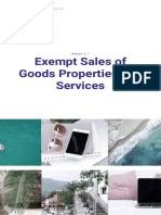 (PDF) Tax-42 Module 2.1 - Exempt Sales of Goods Properties and Services.pdf