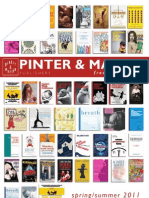 Pinter & Martin Catalogue spring/summer 2011