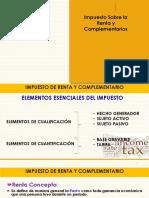 Revisión de 6. Impuesto de renta y complementarios Gan.Ocasional y sus Elementos 2019 1.pdf