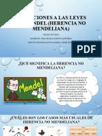 EXCEPCIONES A LAS LEYES DE MENDEL (HERENCIA.pptx