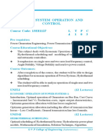 Power System Operation & Control(1)