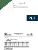 RESULTADOS HIDROLOGICOS CONDICIONES PROYECTO