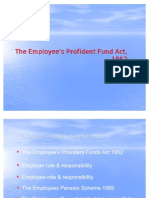 Copy of Provident Fund Act