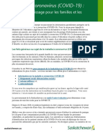 COVID19 Learning Supports - French