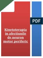 1 - Afectiunile de neuron motor periferic