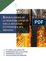 L'impact économique du confinement sur les ménages marocains