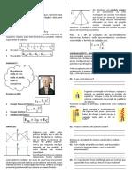 Resumo de Física - Ondulatória