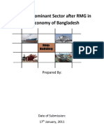 Report on Ship Building Industries of Bangladesh