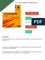 Finance d'entreprise - épreuve 6 - DCG corrigés PDF - Télécharger, Lire.pdf