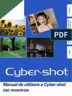 Sony Cyber-Shot DSC-W320W330 Handbook