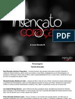 Insensato Coração - Estreia - TV São Francisco