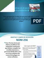 3- buenas prácticas en el uso de plaguicidas durante-NOM-256.pptx