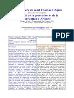 Commentaire du livre de la génération (français, Pr et 1).doc