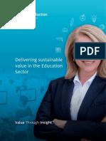 Education Vertical Brochure V1 2020