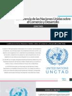 Conferencia de las Naciones Unidas sobre el Comercio