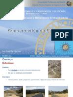 Tema Conservacion y Mantenimiento de Infraestructuras 2018 (David Del Villar)
