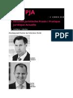 Hacking und Hacker im Schweizer Recht - January 2020