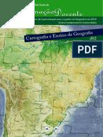 Cartografia e ensino de geografia