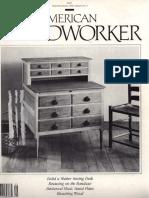 American Woodworker Volume IV,  Number 4 September-October, 1988