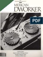 American Woodworker Volume IV,  Number 5 November-December, 1988