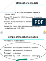 Atmospheric Models