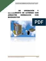 manual de operacion y mantenimiento de letrinas