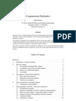 Computational Hydraulics