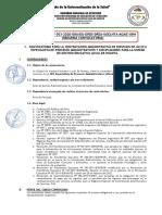 PROCESO CAS Nº 053