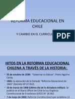 REFORMA EDUCACIONAL EN CHILE (1)