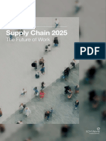 SCM World - Supply Chain 2025 - The Future of Work
