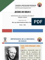 2r. Importancia de la Mec. de Suelos - Diapositivas.pdf