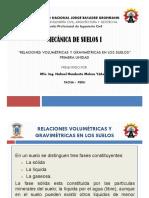 5. Relaciones volumétricas y gravimétricas en los suelos - Diapositivas.pdf