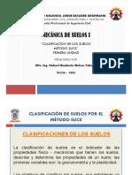 6. Clasificación de suelos por el método SUCS - Diapositivas.pdf
