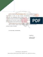 Carta de Apresentação_Power Lamego