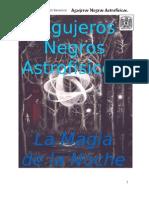 Agujeros Negros Astrofisicos