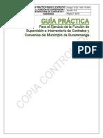 G-GJ-1140-170-001 Guía función de supervisión e interventoría.