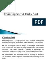 Lec-6 Counting Sort & Radix Sort
