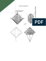 Origami Trendafil